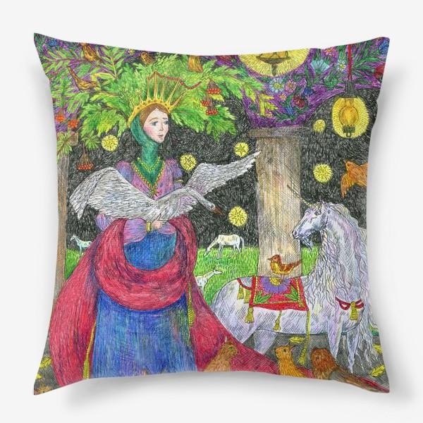 Подушка «Лесная фея»