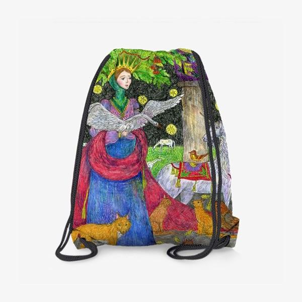 Рюкзак «Лесная фея»
