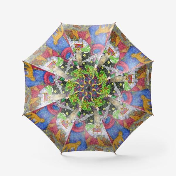 Зонт «Лесная фея»
