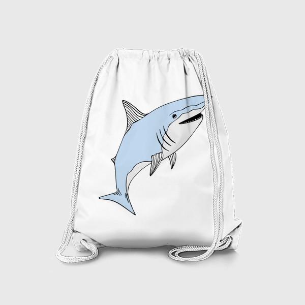 Рюкзак «Весёлая акула»