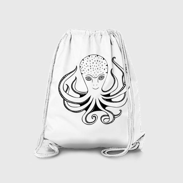 Рюкзак «Счастливый Осьминог»