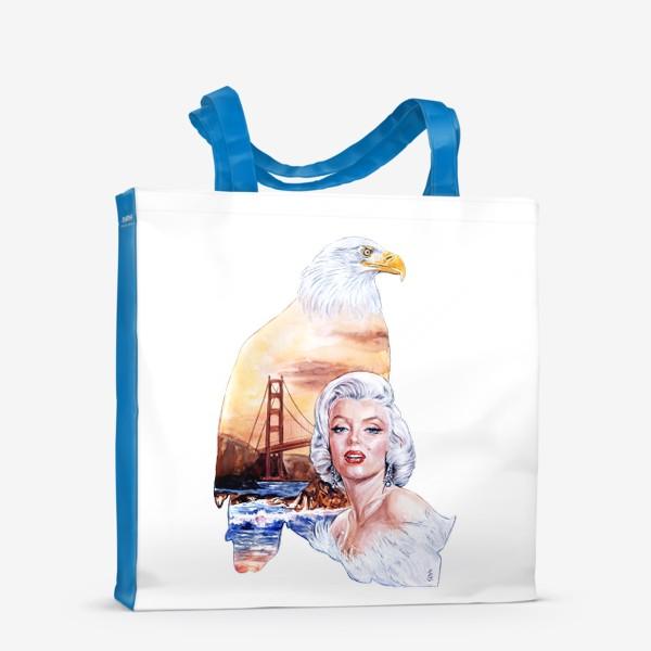 Сумка-шоппер «Мэрилин Монро»