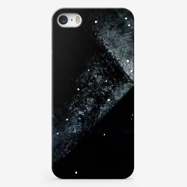 Чехол iPhone «Пересечение галактик»