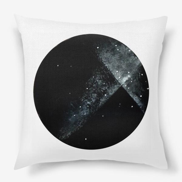 Подушка «Пересечение галактик»