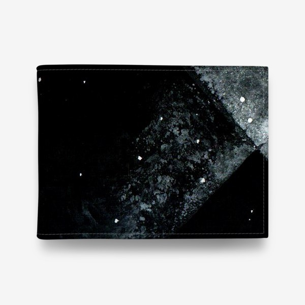 Кошелек «Пересечение галактик»