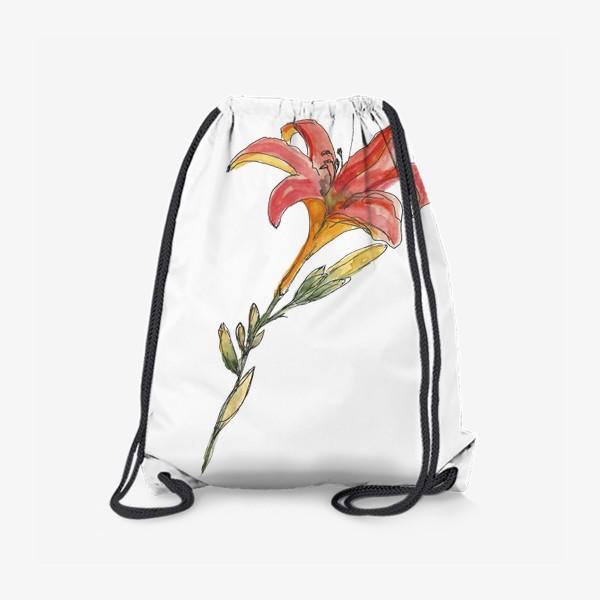 Рюкзак «Лилия»