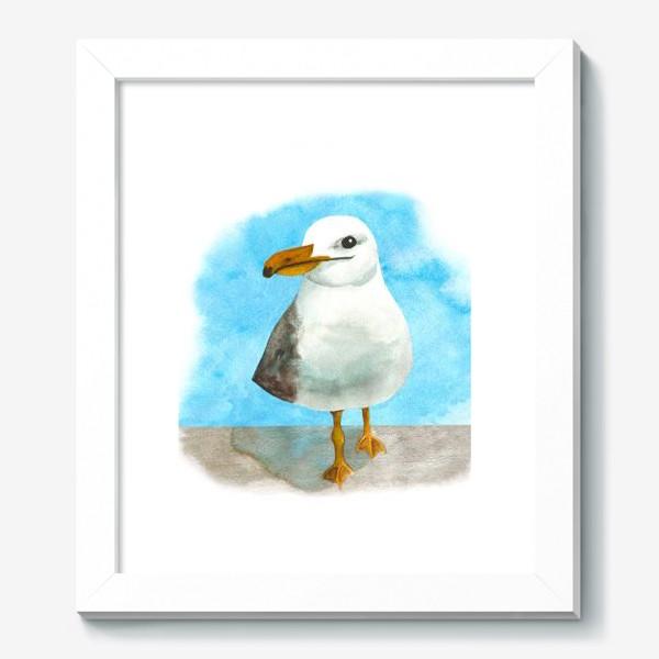 Картина «Морская чайка»