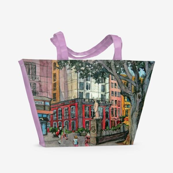 Пляжная сумка «Santa Crus»