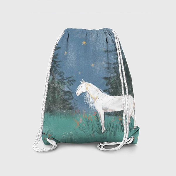 Рюкзак «Белая лошадь»