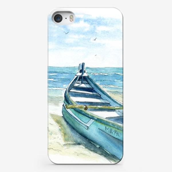Чехол iPhone «Морской бриз»