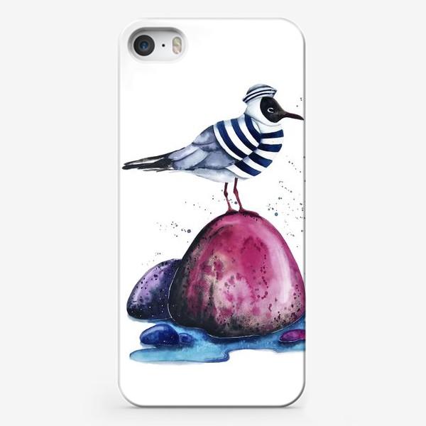 Чехол iPhone «Морячок»