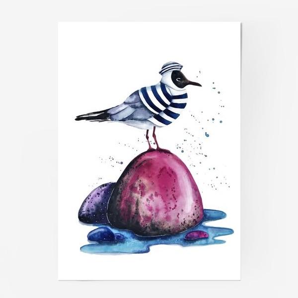 Постер «Морячок»