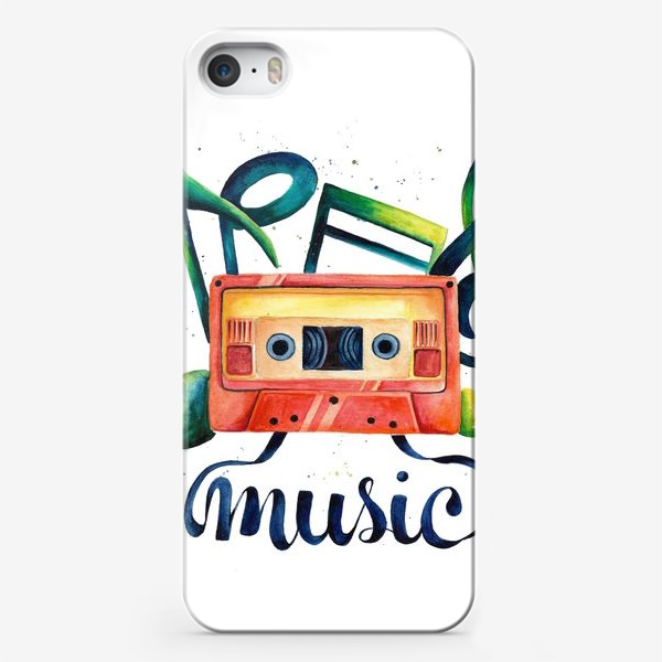 Чехол iPhone «Музыка»