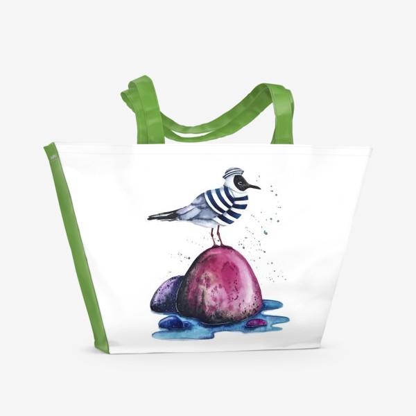 Пляжная сумка «Морячок»
