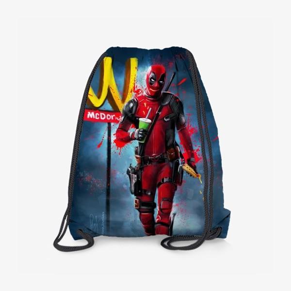 Рюкзак «Deadpool»