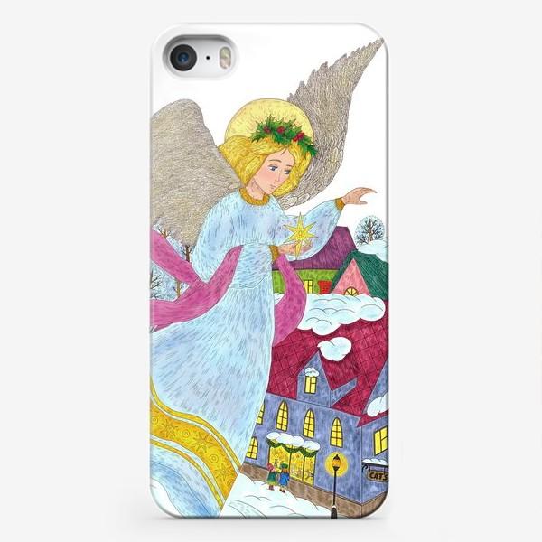 Чехол iPhone «Счастливого Рождества»