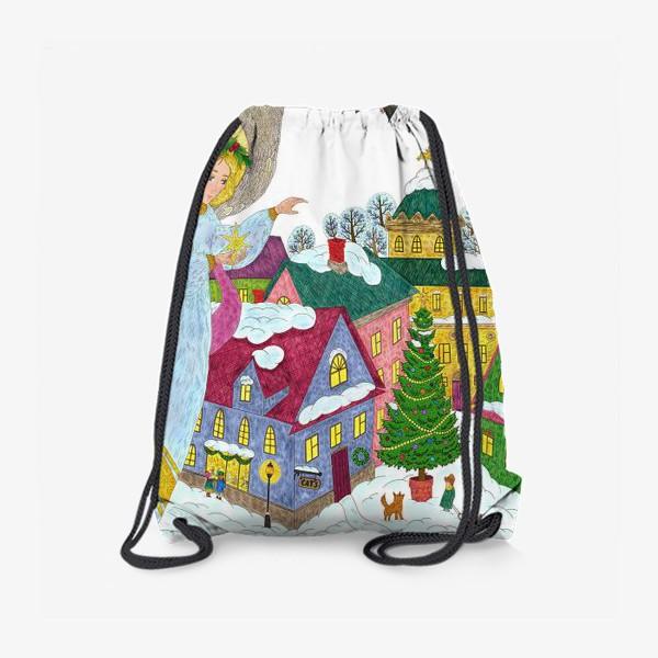 Рюкзак «Счастливого Рождества»