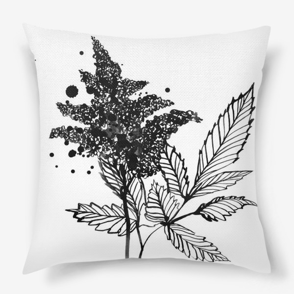 Подушка «Астильба»