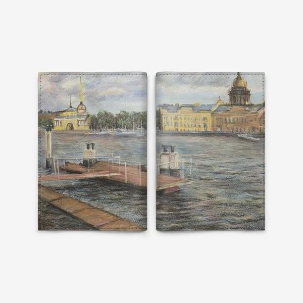 Обложка для паспорта «Санкт-Петербург»