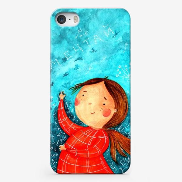 Чехол iPhone «Сочиняй мечты»