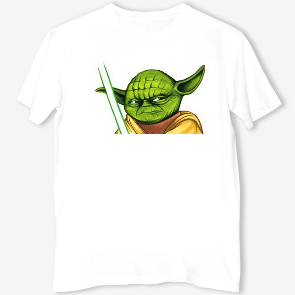 Футболка «Магистр Йода. Star Wars»