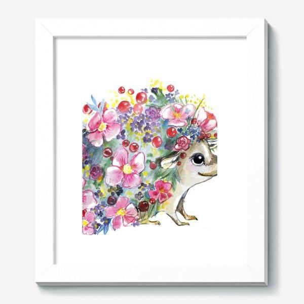 Картина «цветоёж»