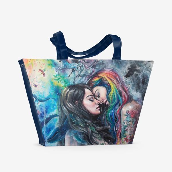 Пляжная сумка «COLOURFUL ME»