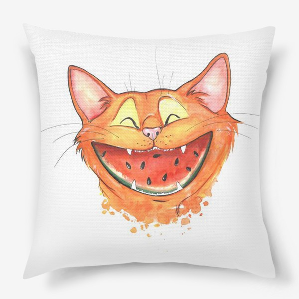 Подушка «летняя улыбка»