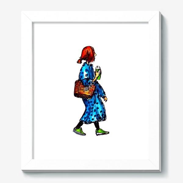 Картина «фэшн скетч»