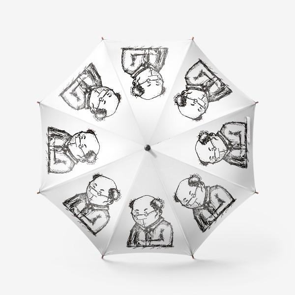Зонт «подозревака»