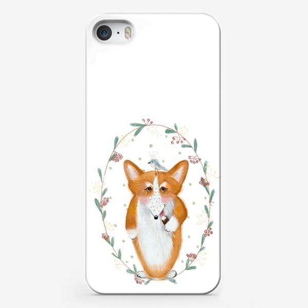 Чехол iPhone «любитель эскимо»