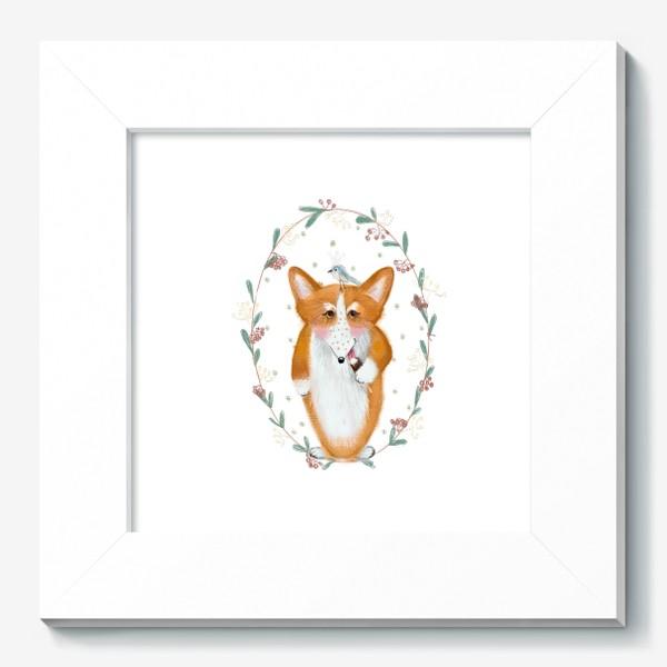 Картина «любитель эскимо»