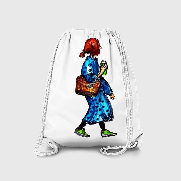 Рюкзак «фэшн скетч»