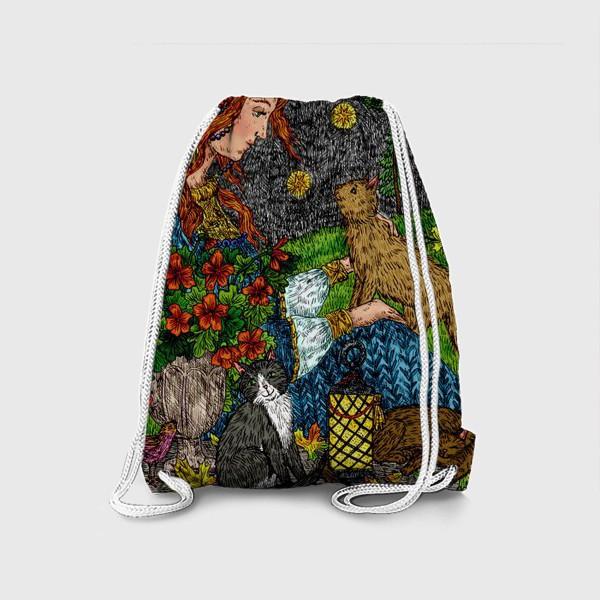 Рюкзак «Тайна осени»