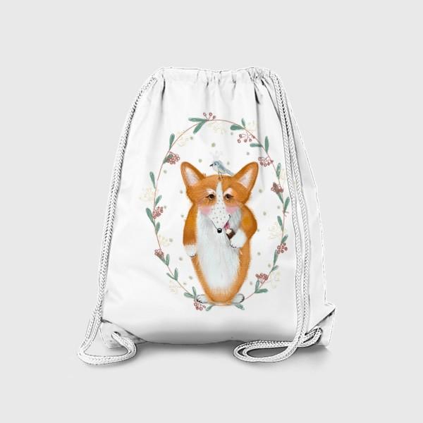 Рюкзак «любитель эскимо»