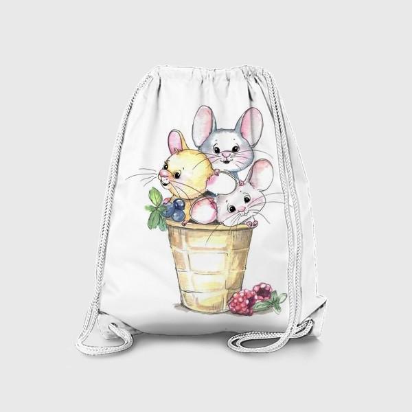 Рюкзак «невероятное морожное»