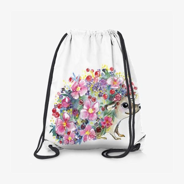 Рюкзак «цветоёж»