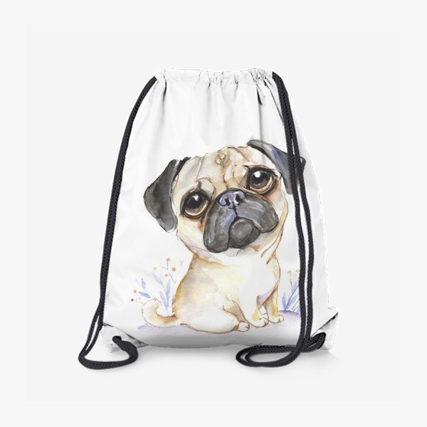 Рюкзак «мопс»