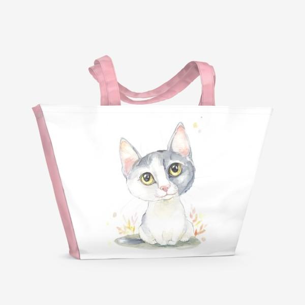 Пляжная сумка «милашка»