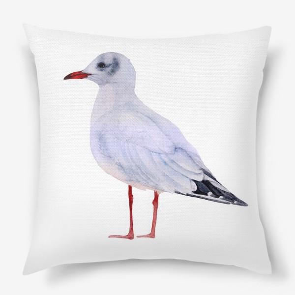 Подушка «Чайка»