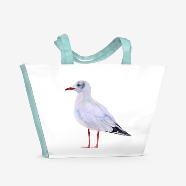 Пляжная сумка «Чайка»