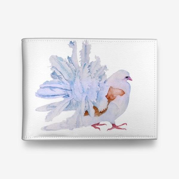 Кошелек «Голубь»