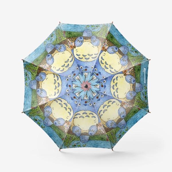 Зонт «Мой сосед Тоторо»