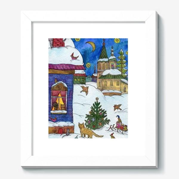 Картина «Зимняя сказка»