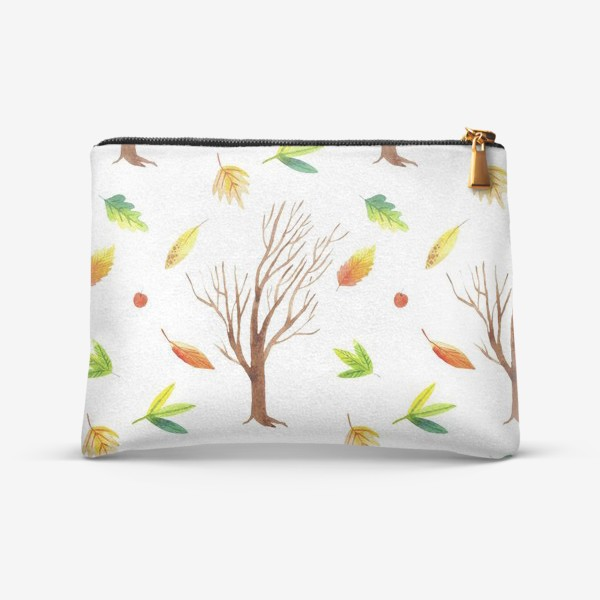 Косметичка «Осенний лес»