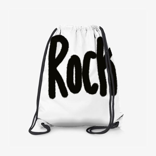 Рюкзак «rock»