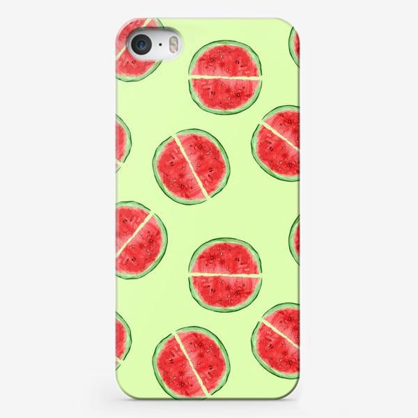 Чехол iPhone «Арбузы!»