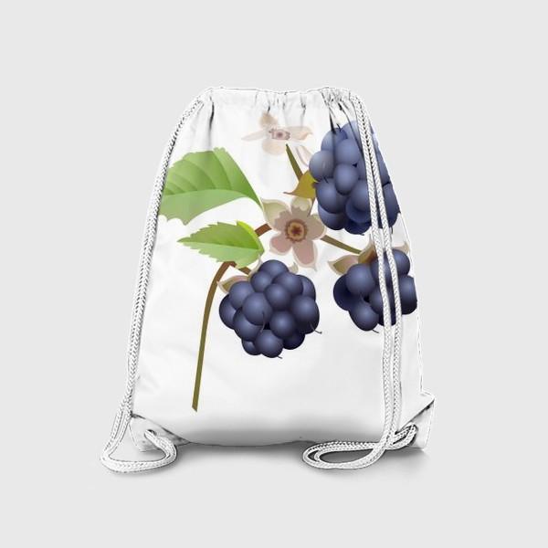 Рюкзак «Ежевика»