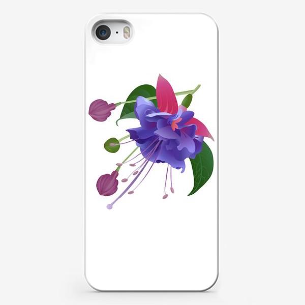 Чехол iPhone «Фуксия.»