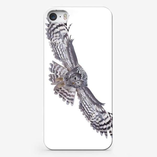 Чехол iPhone «Сова.»